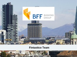 BFF Banking Group annuncia accordo per sviluppo dynamic discounting