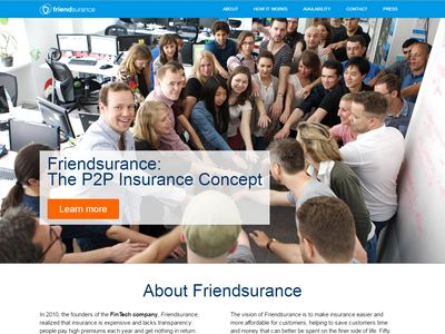 Friendsurance image