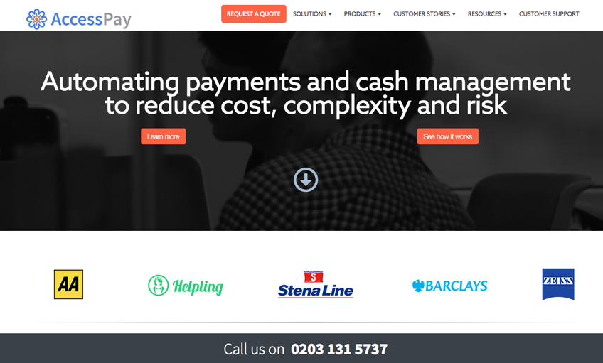 AccessPay | Bacs Approved Direct Debit Software screenshot
