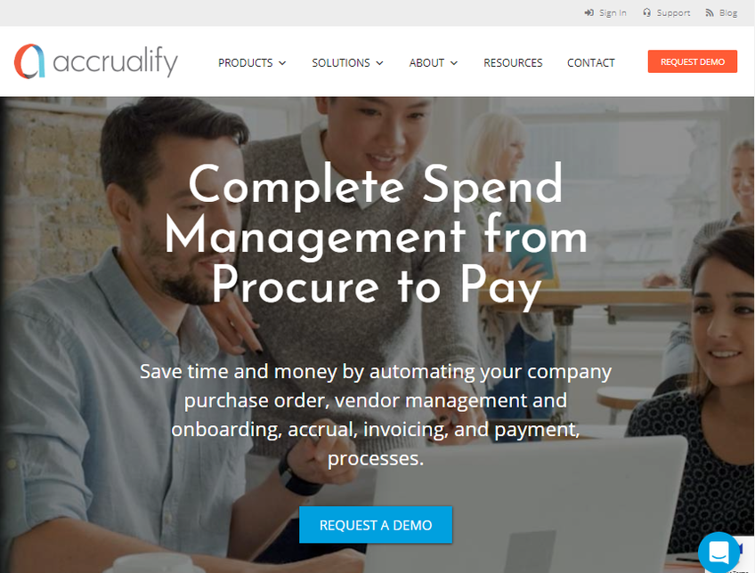 Accrualify screenshot