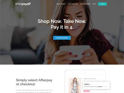 AfterPay image