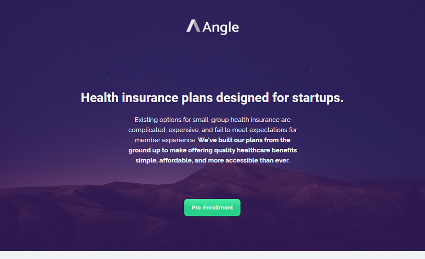 Angle Health screenshot
