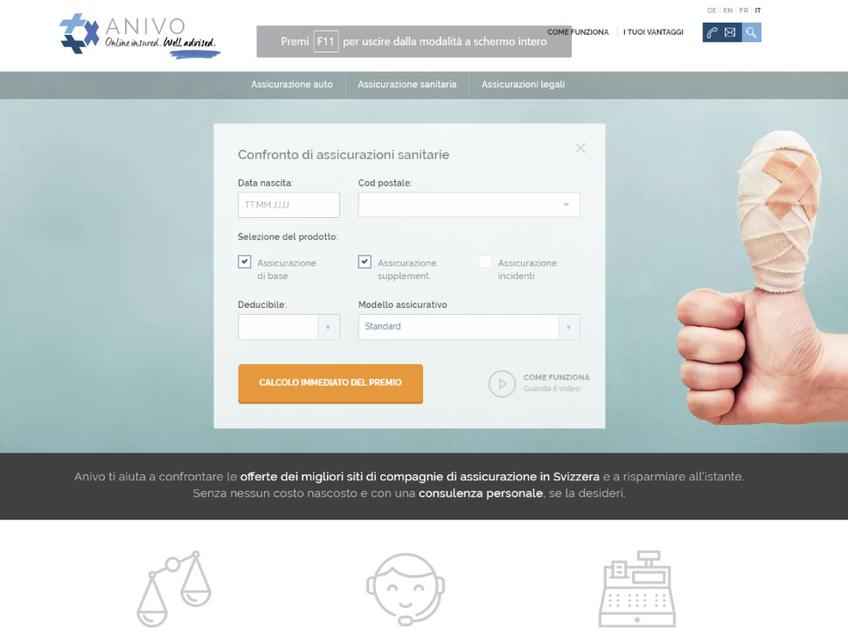 Anivo screenshot