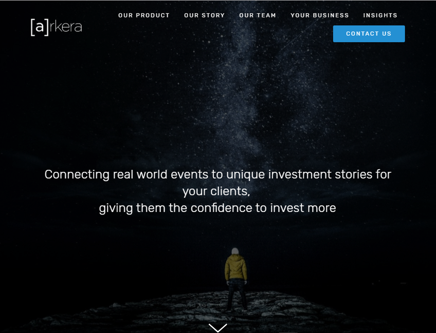 Arkera screenshot