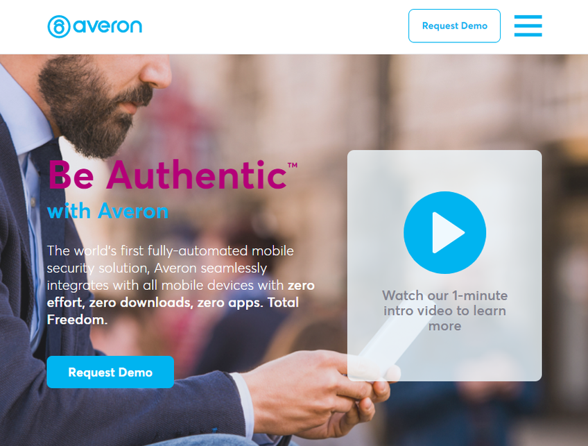 Averon screenshot