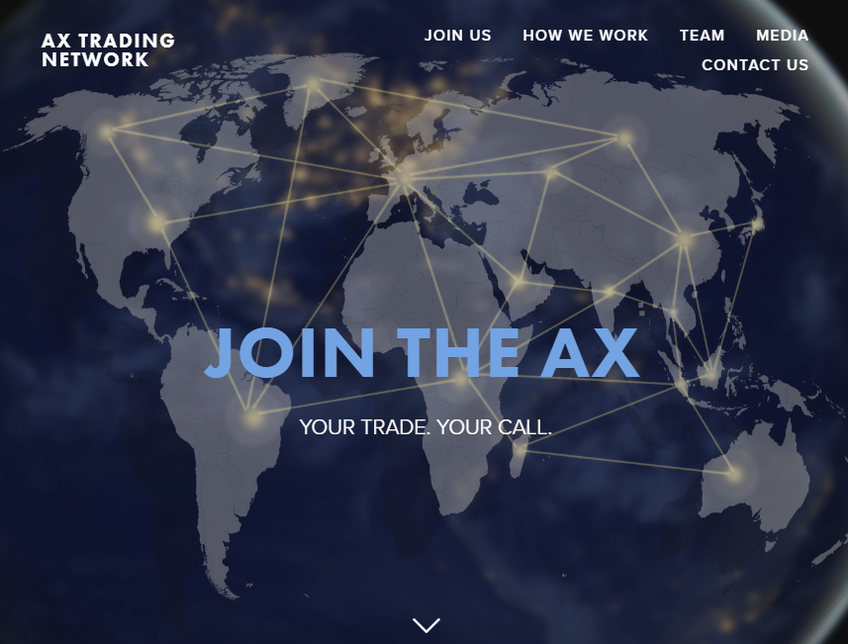 AX Trading Network screenshot