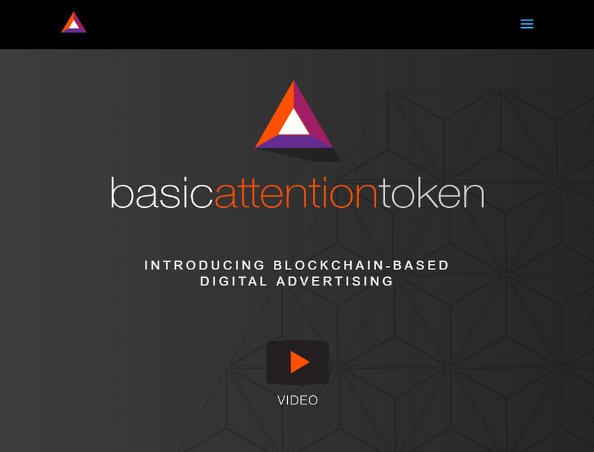 Basic Attention Token screenshot