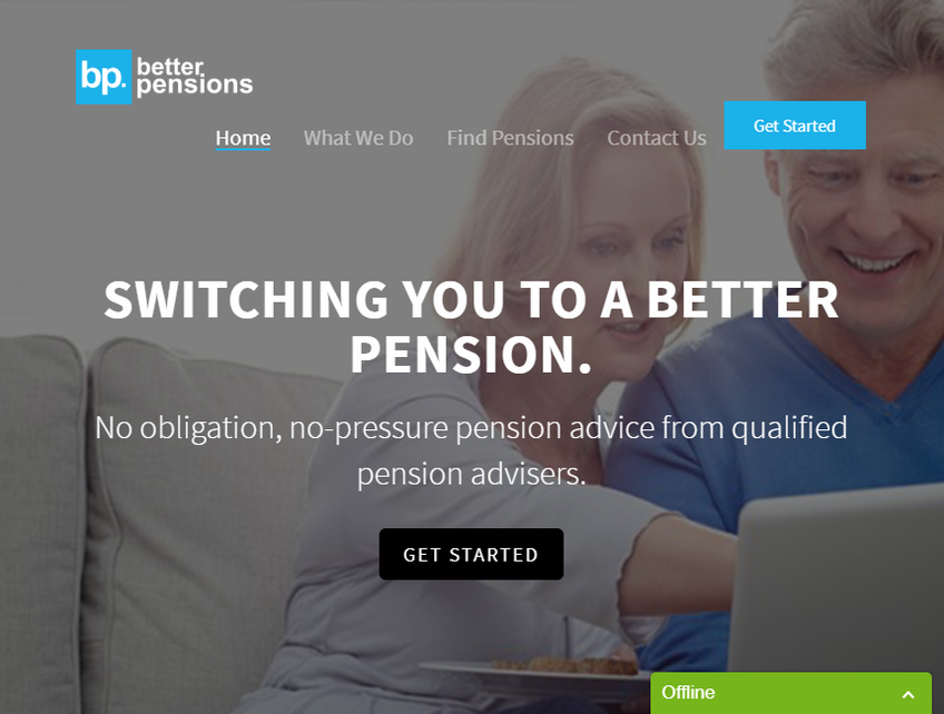 Better Pensions screenshot