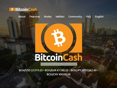 Bitcoin Cash image