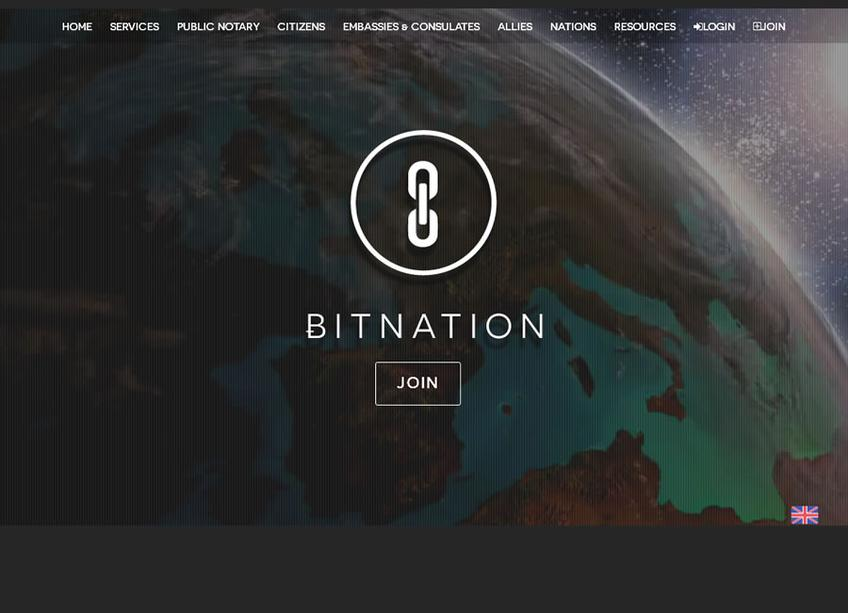 BitNation screenshot