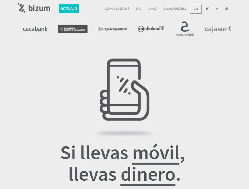 Bizum screenshot