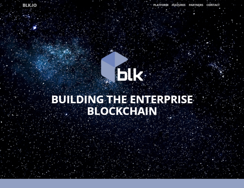 Blk Technologies screenshot
