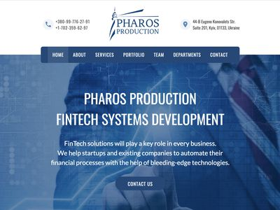 Pharos Production image