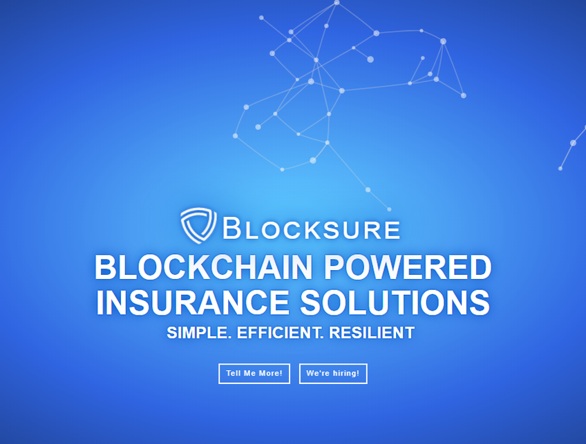 Blocksure screenshot