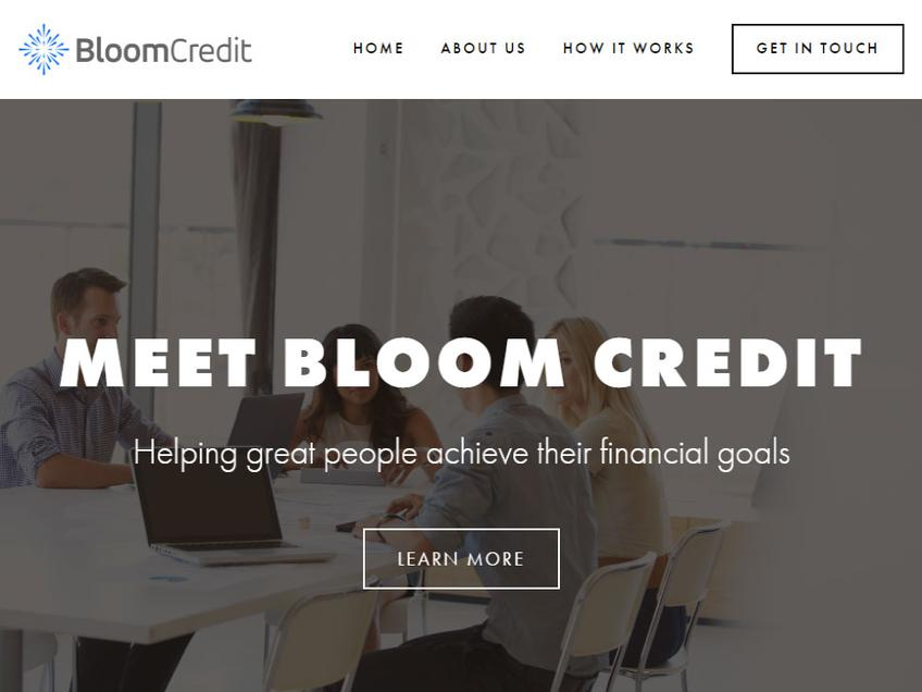 BloomCredit screenshot
