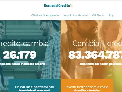 BorsadelCredito.it image