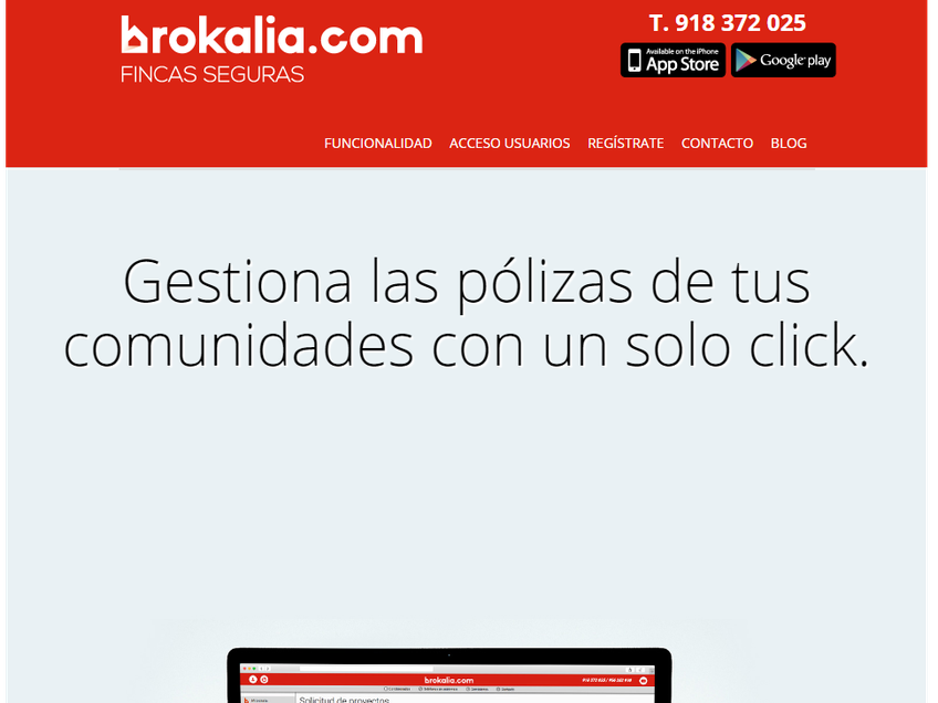Brokalia screenshot