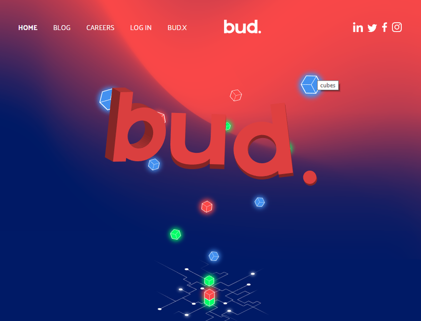 Bud screenshot