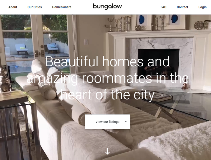 Bungalow screenshot