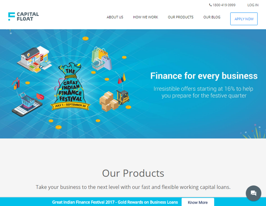 Capital Float screenshot