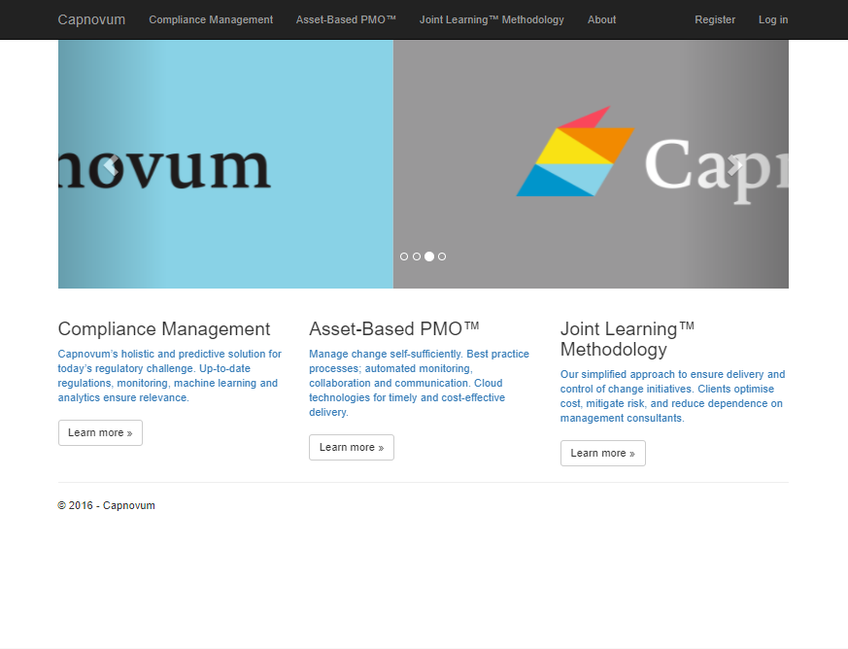 Capnovum screenshot