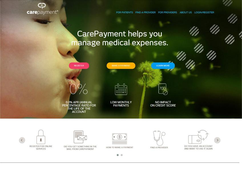 CarePayment screenshot