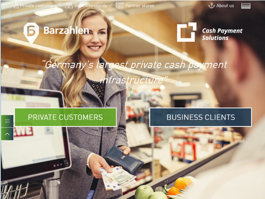 Cash Payment Solutions screenshot