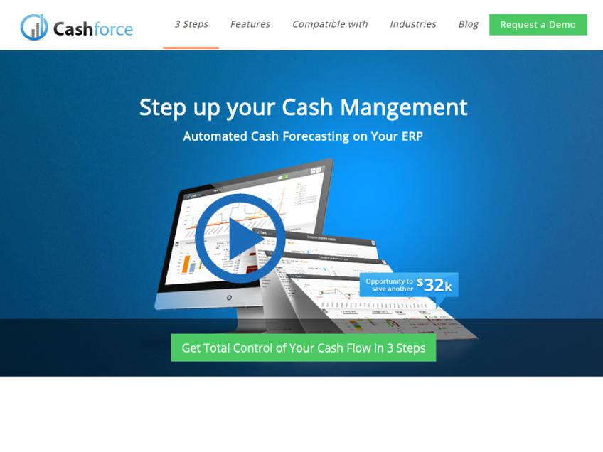CashForce screenshot