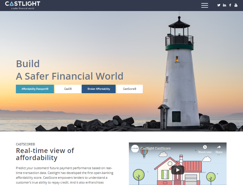 Castlight Financial screenshot