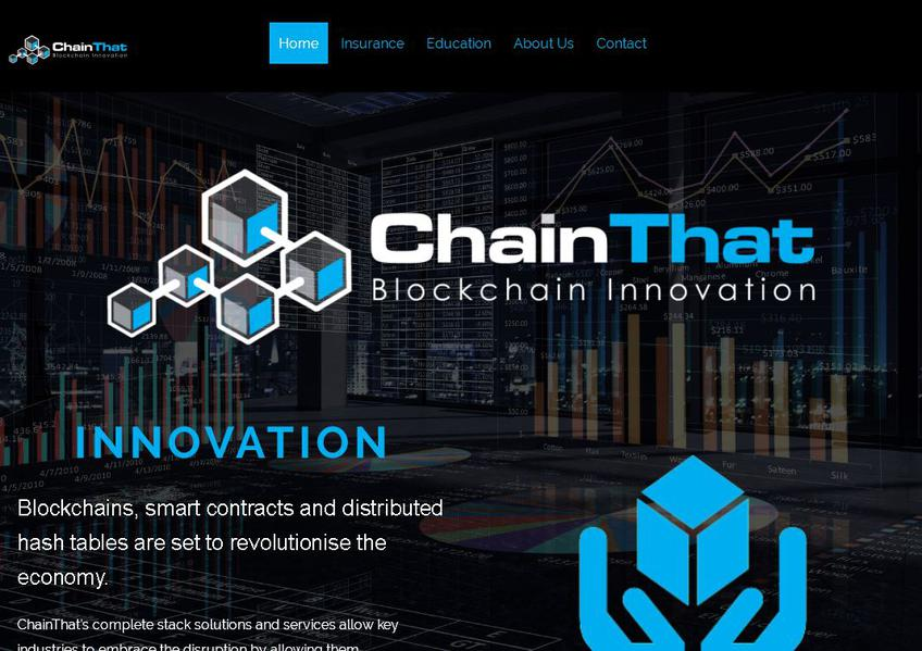 ChainThat screenshot
