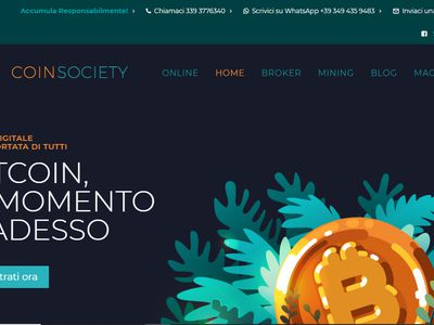 Coin Society Online image