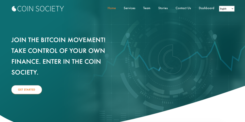 Coin Society screenshot