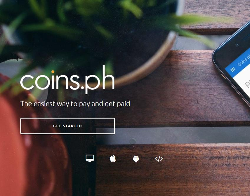 Coins.ph screenshot