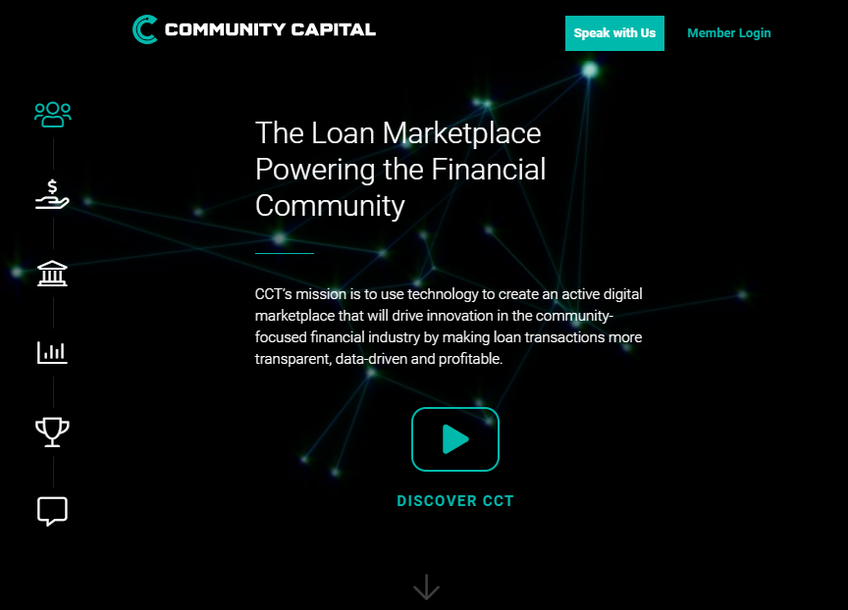 Community Capital screenshot