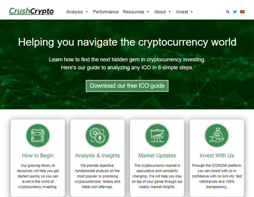 Crush Crypto screenshot