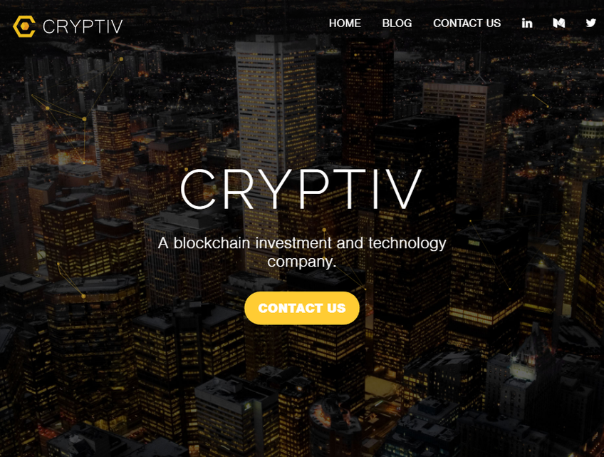 Cryptiv screenshot