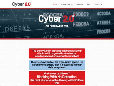 Cyber 2.0 image