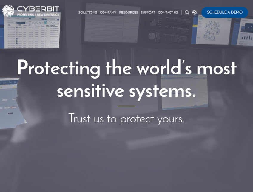 Cyberbit screenshot