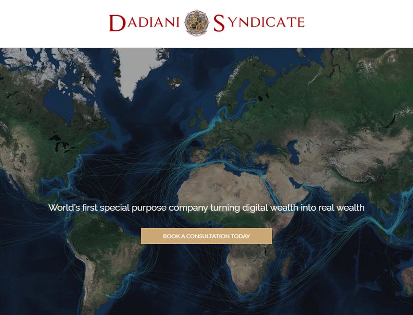 Dadiani Syndicate screenshot