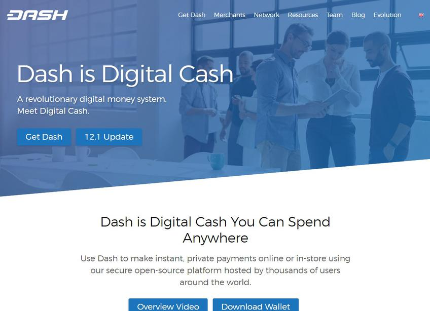 Dash screenshot