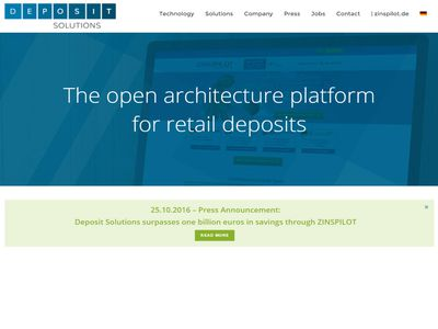 Deposit Solutions image