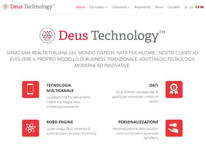 Deus Technology image