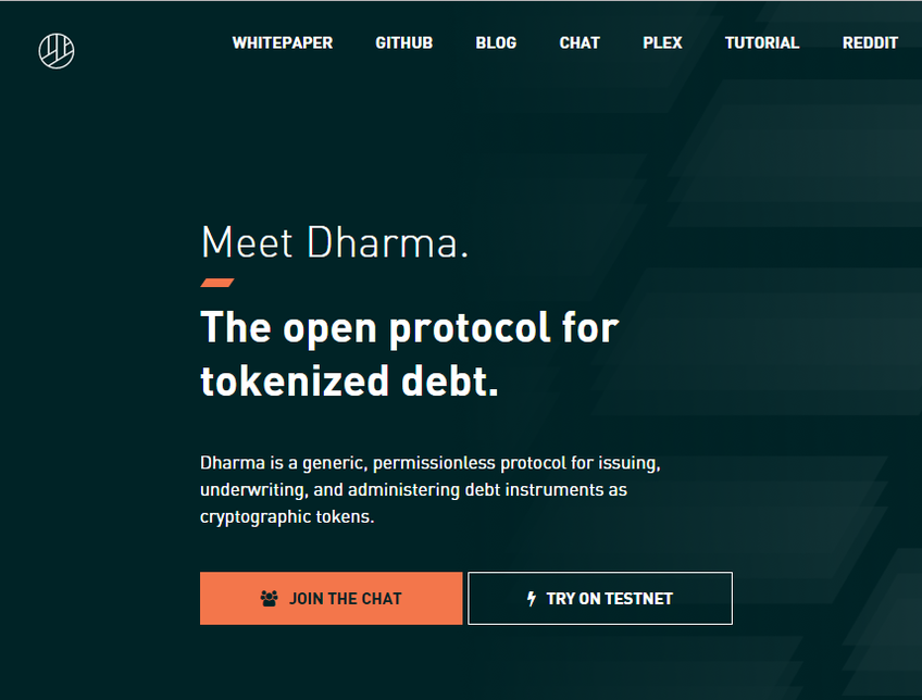 Dharma screenshot