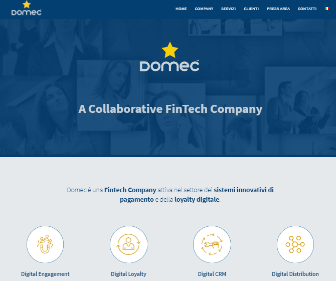 Domec screenshot