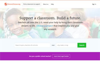 DonorsChoose image