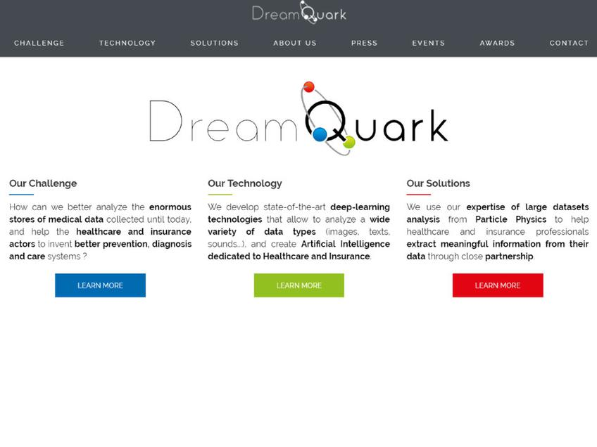 DreamQuark screenshot
