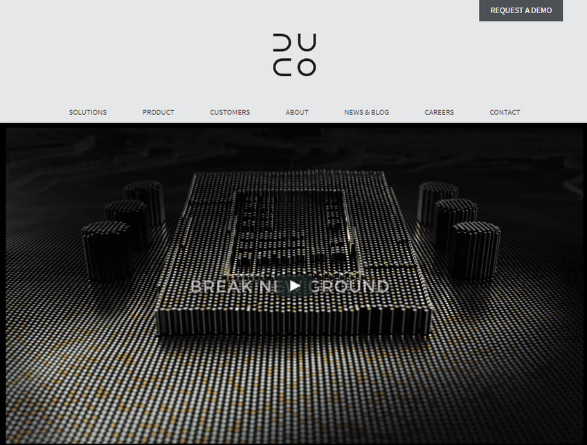 Duco screenshot