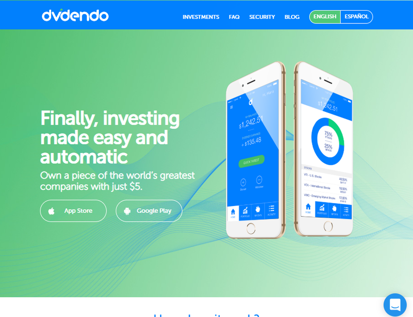 Dvdendo screenshot