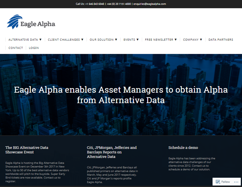 Eagle Alpha screenshot