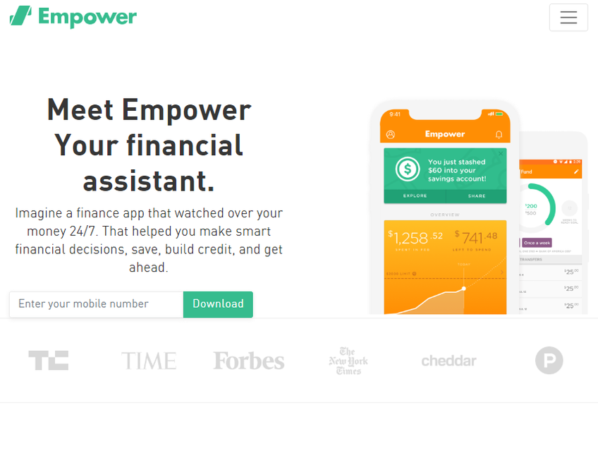 Empower screenshot